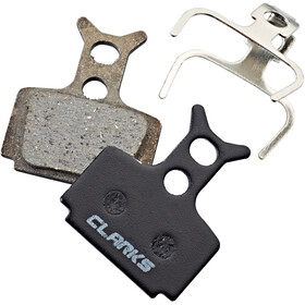 Clarks Disc Pads Organic for Formula R1